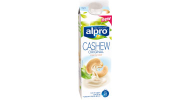 Adopt a Vegan or Vegetarian Diet Alpro Cashew Milk