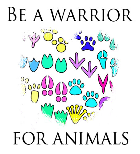 Adopt a Vegan or Vegetarian Diet Be a Warrior for Animals