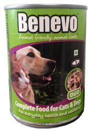 Adopt a Vegan or Vegetarian Diet Benevo Duo Vegan Dog and Cat Food