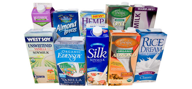 Adopt a Vegan or Vegetarian Diet Best Plant Based Milk Alternatives