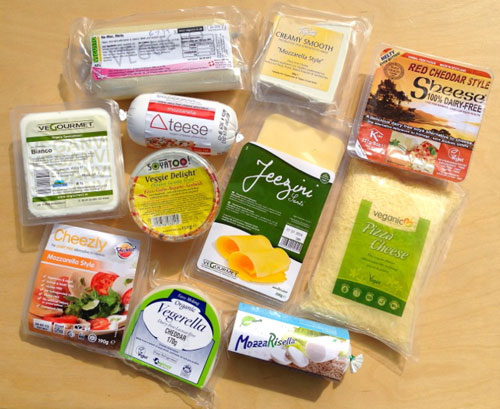 Adopt a Vegan or Vegetarian Diet Vegan Cheeses