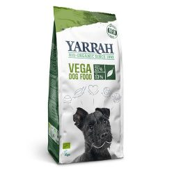 Adopt a Vegan or Vegetarian Diet Yarrah Vega Dog Food Organic