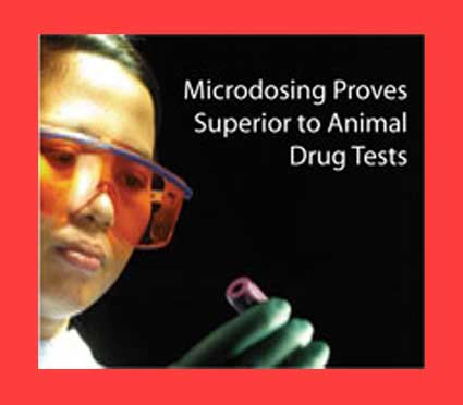 Donate Cells Tissue and Your Body to Help Stop Animal Testing Microdosing is More Successful