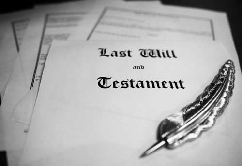 Leave a Legacy to Animal Rescues and Charities in Your Will Last Will and Testament