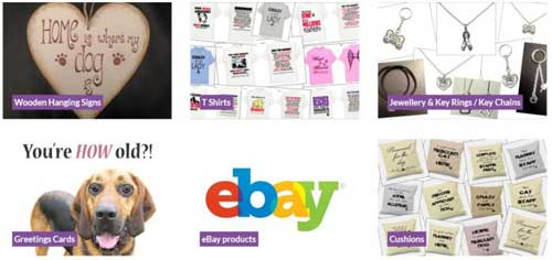 Items in Our Fundraising Store