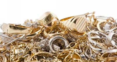Collect and Recycle to Help Animals Old Broken Silver or Gold Jewelry