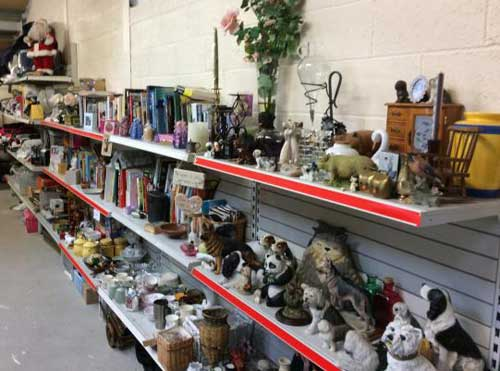 SPCA Charity Shop in Guernsey