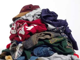 Declutter Your Home and Help Animals Old Clothes