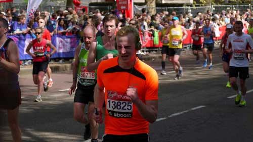 Take Part in the London Marathon