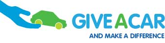 Donating a Vehicle to an Animal Charity Give a Car Logo