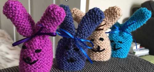 Knitting Ideas to Help Animals Knitted Items 1