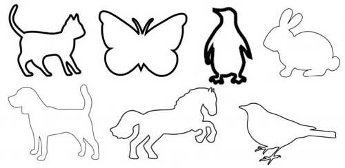 Animal Based Greetings Cards