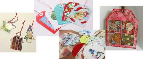 Make into Gift Tags to Help Animals