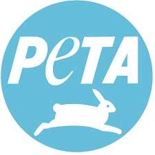 Animal Welfare Charities To Report Cruelty PETA Logo