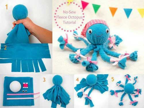 Free Crafting Ideas No Sew DIY Easy Dog Toy Enhancements to Sell Better