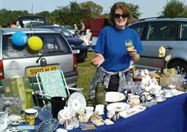 Fundraising Charity Events For Animals Car Boot Sale Stall Lichfield Cats