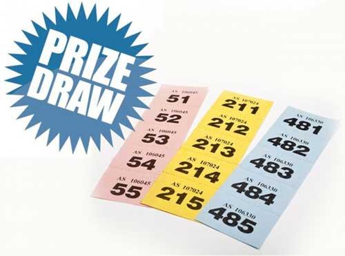 Run Online Prize Draw Or Raffle