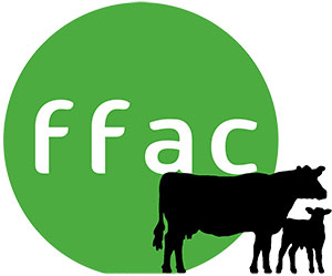 Animal Rights Posters Leaflets Free FFAC Logo