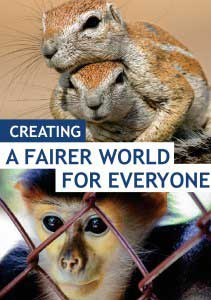 Animal Rights Posters Leaflets Free Leaflet Animal Ethics Cover