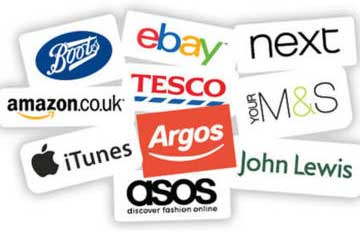 Retailers Listed On Fundraising Shopping Websites 2